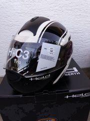 Neuer Motorradhelm Held H-C3