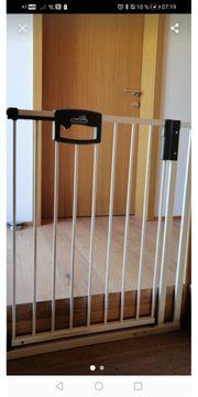Geuther Treppenschutzgitter inkl Verlängerung