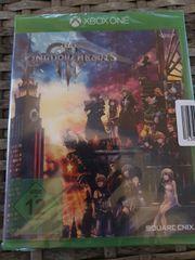 kingdom hearts- sealed game - xbox