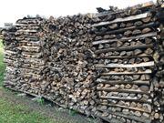 Brennholz ofenfertig hart weich mit