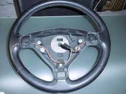 Opel Lederlenkrad gut erhalten zu
