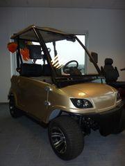 Golfcart mit Straßenzulassung