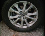 Mazda 2 Winter Aluräder 15