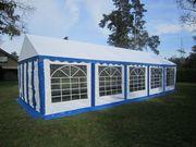 Zelthandel - Partyzelt Gartenzelt 4x10m Pavillon