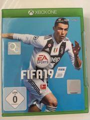 Xbox One Spiel Fifa 19