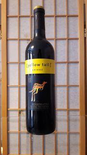 Wein Yellow Tail Shiraz 2005