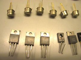 Halbleiter-Sammlung: Kleinanzeigen aus Heuchelheim - Rubrik Elektronik