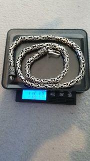 königskette 925 Silber