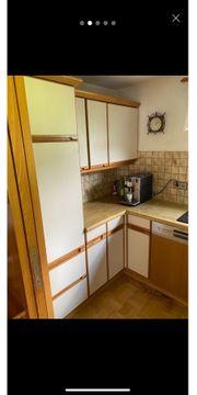 Küche ohne Geräte zu verschenken