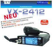 Team VX-2412 Multinorm CB-Funkgerät 12