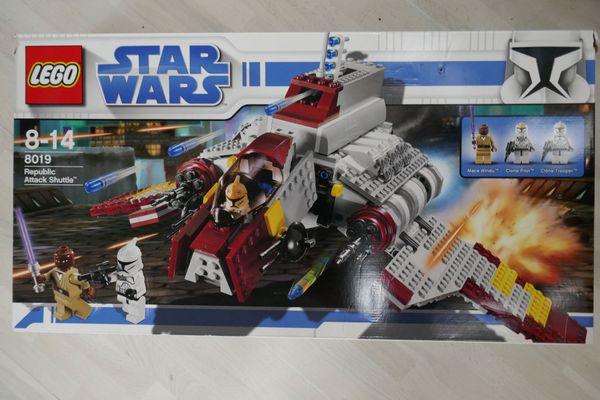 Lego Star Wars 8019 - Republic