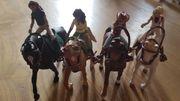 Schleich Horse Club Vier Freundinnen
