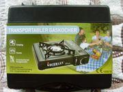 Verkaufe Camping Gaskocher Kochmann NEU