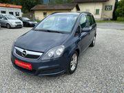 Opel - Zafira Style 1 7