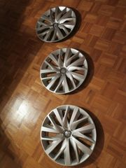 Radkappen Peugeot 3 Stück PSA