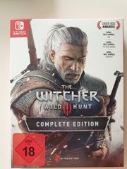 Th Witcher 3 Nintendo Switch