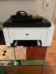 HP Laserjet CP 1025nw Color