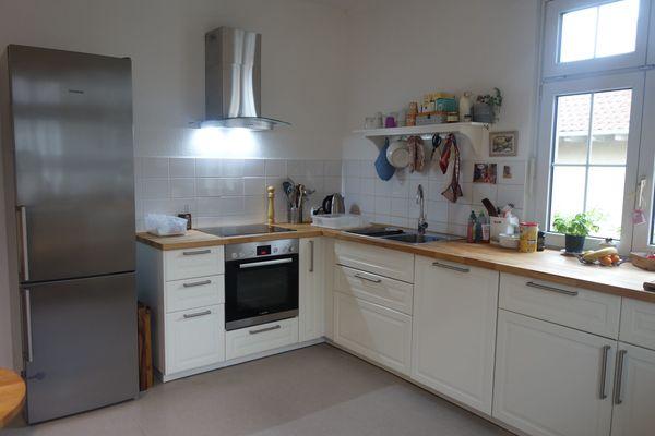 Bosch Kühlschrank In Ikea Küche : Ikea küche mit markengeräten in mannheim küchenzeilen anbauküchen