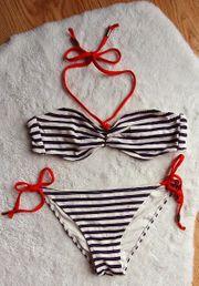 Bandeau Bikini Gr 36 Gr