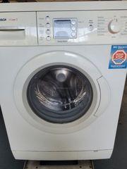 SCHMALE-Waschmaschine Bosch Maxx 5