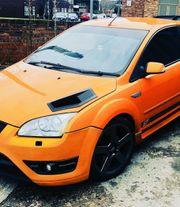 FOCUS ST mk2 WRC Style