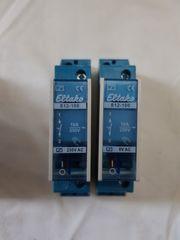 2x Eltako S12-100-230V Stromstoßschalter