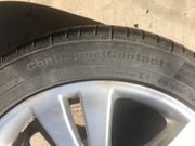 Sommerräder Conti Sport Contact 225