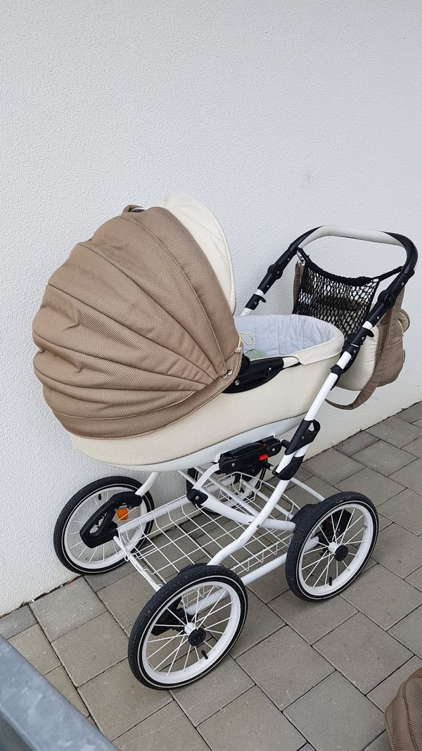 Knirpsenland Kombi Kinderwagen Retro Style