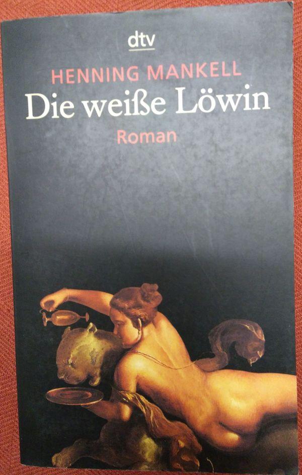 Buch Die weiße Löwin Henning