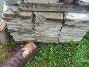 Verschenke Betonplatten