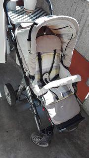 Kombi Kinderwagen HARTAN R1