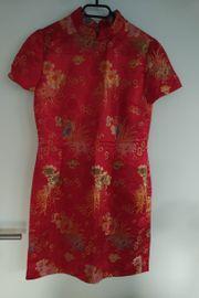 chinesisches Kleid