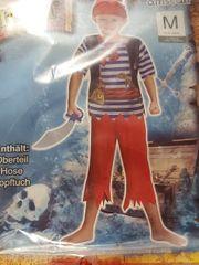 Kinder Piratenkostüm 7-10 Jahre