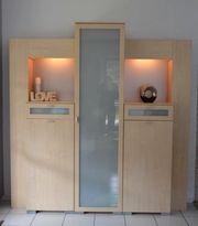 Wohnzimmermöbel Arte M Schrank Wohnwand