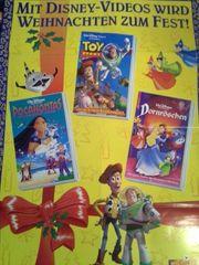 Disney Video A1 Plakat Weihnachten Toy