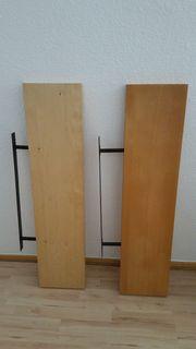 2 x Ikea Regal Wandregal