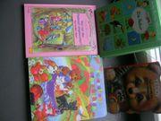 Kinderbücher und DVDs Winnie Puuh