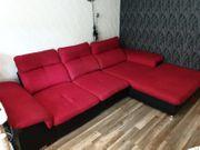 Couch Eckcouch Schlafsofa Sofa mit