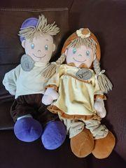 Puppen 2 Puppen Dreams Collection