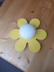 Kinderzimmerlampe Blume