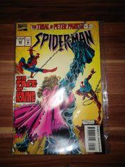 Marvel spiderman comic 1994