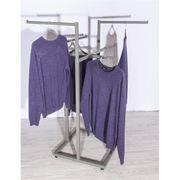 Kreuzständer Kleiderständer Verkaufsständer Textilständer 4-Arm