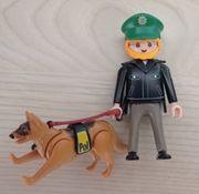 Polizist Spürhund Produktnummer 3984-A