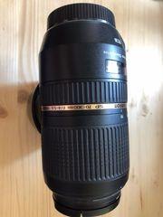 Tamron Objektiv Canon 70-300
