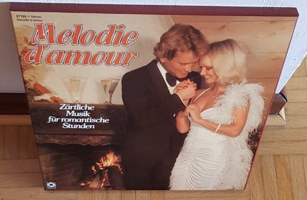 MELODIE D AMOUR Vinyl-LP-Box 3