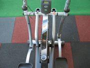 Elliptical Trainer mit Handplusmessung