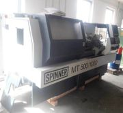 CNC Zyklendrehmaschine Spinner MT 500