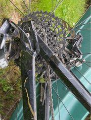 Downhillbike Mondraker 26