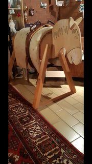 Holzpferd zu Verkaufen
