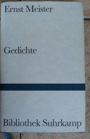 Gedichte - Ausgewählt von Peter Handke